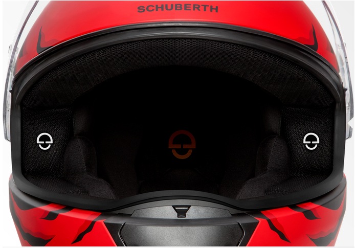 Communication Schuberth Sc1 Standard For The Schuberth C4