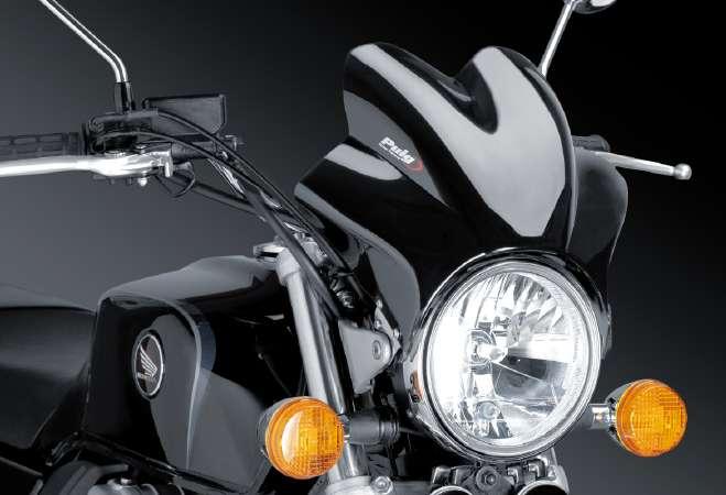 PUIG szyby motocyklowe
